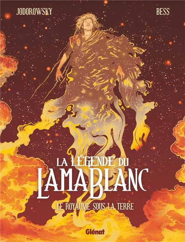 La légende du Lama Blanc T3, échec aux forces du mal