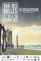 Quai des Bulles : palmarès 2017, Clément Oubrerie prix de l'affiche