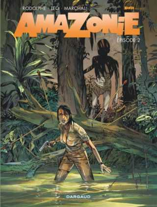 Amazonie épisode 2, vampires et extra-terrestre avec Leo et Rodolphe