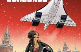 Le Vol du Concorde, Durance contre Tupolev 144