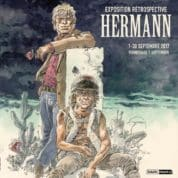 L'exposition Hermann c'est du 1er au 30 septembre chez Maghen