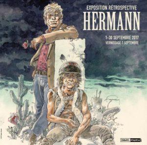 Exposition rétrospective Hermann