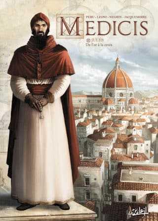Médicis T3, Machiavel entre en scène