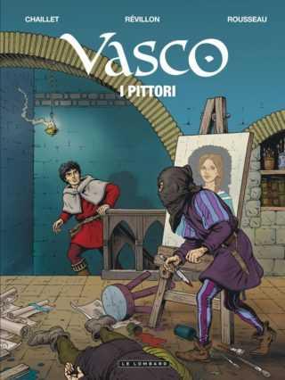 BD à Fabrègues les 2 et 3 septembre avec Chantal Chaillet et D. Rousseau pour le dernier Vasco