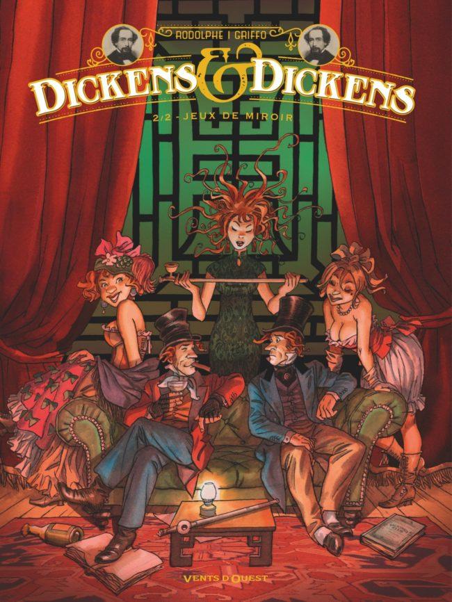 Dickens & Dickens T2, Dr Jekyll et Mister Hyde
