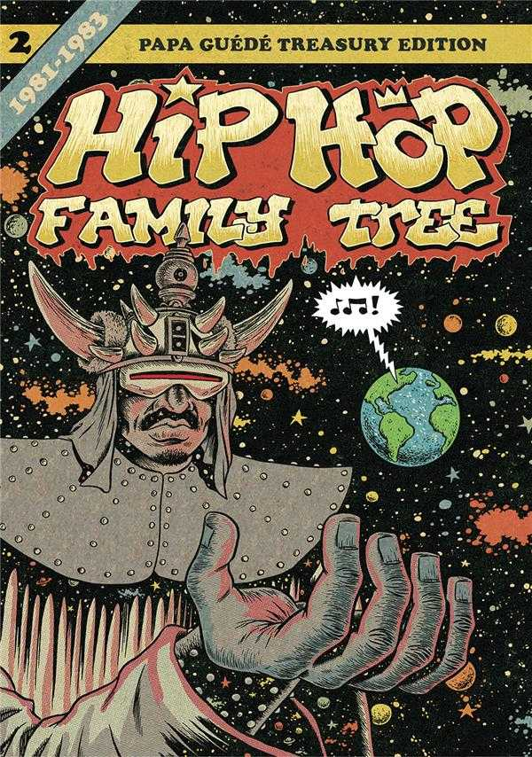 Hip Hop Family Tree T2, du Bronx à Manhattan