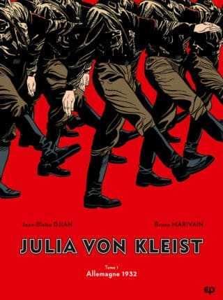 Julia Von Kleist, une famille à l'heure allemande