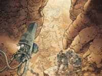 On Mars, rififi sur la planète rouge
