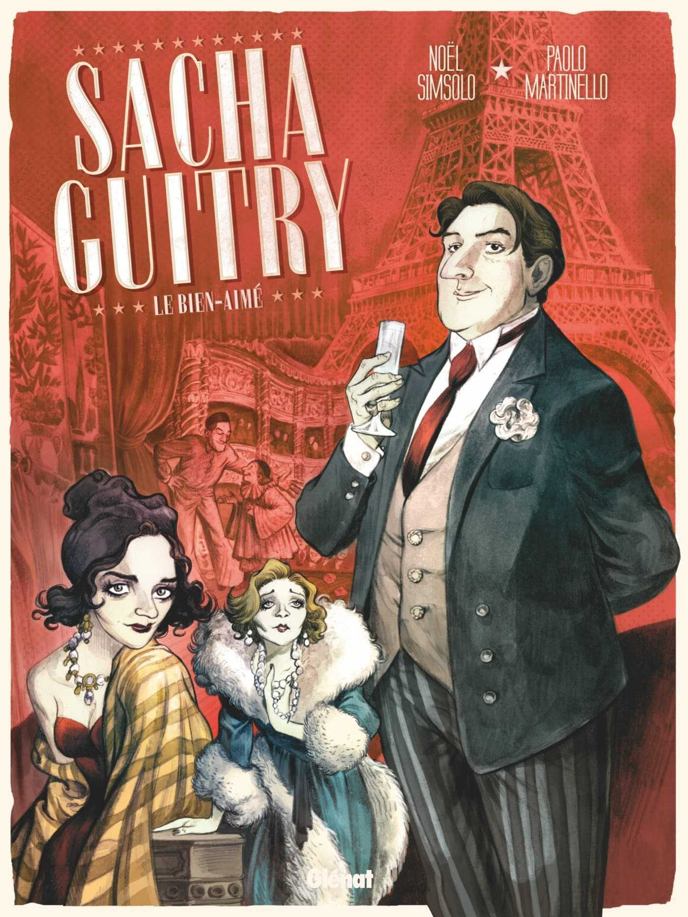 Sacha Guitry, le bien-aimé éternel amoureux