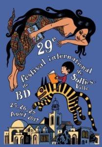 Festival international de BD de Solliès-Ville 2017