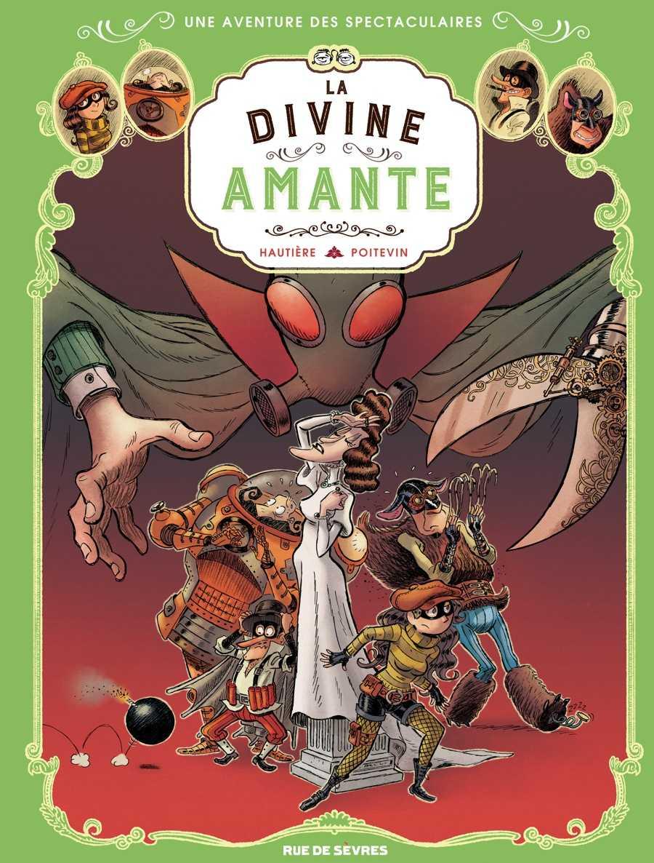La Divine amante, les Spectaculaires au secours de Sarah Bernhardt