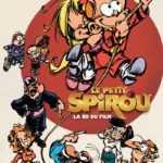 Le Petit Spirou, le film et un album
