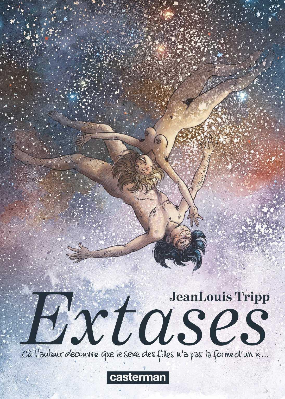Jean-Louis Tripp pour Extases chez BD & Cie à Narbonne avec Aude Mermilliod pour Reflets changeants le 29 septembre