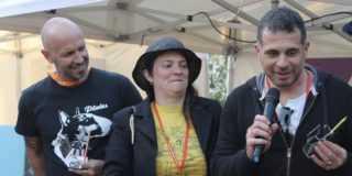 Nicolas Otéro, Emmanuelle Grimaud et Philippe Fenech
