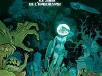 Infinity 8 T5, zombies de l'espace