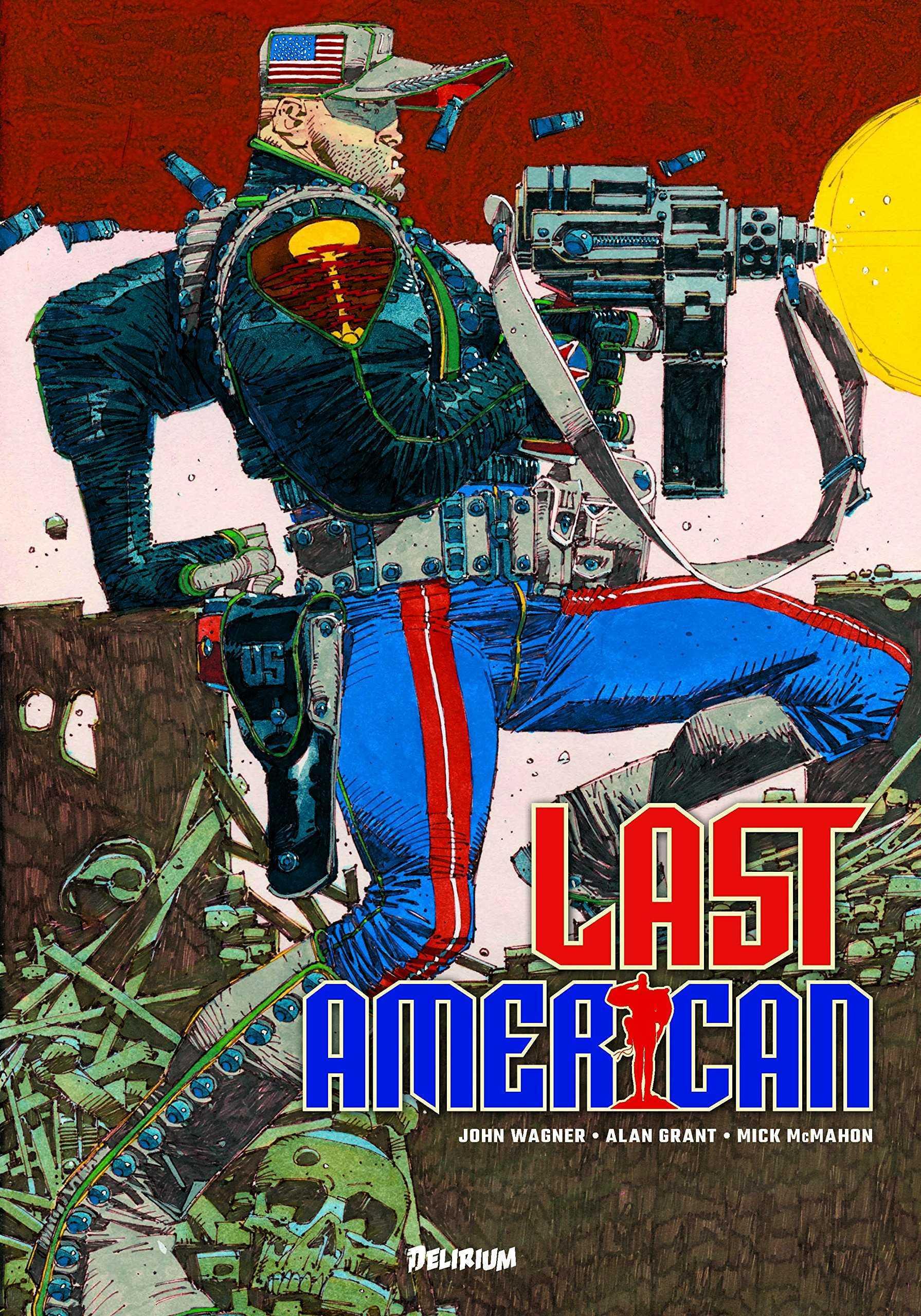 Last American, commandant de l'apocalypse