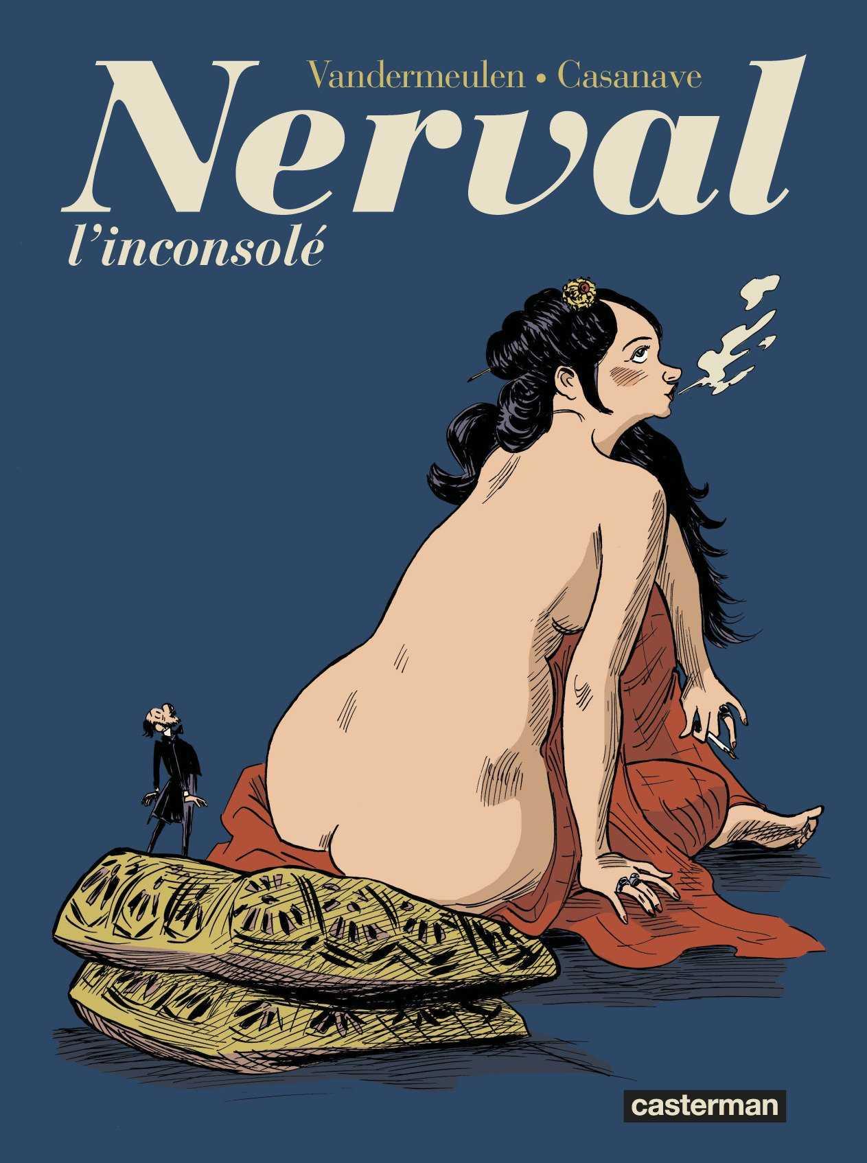 Gérard de Nerval, romantique fragile et émouvant