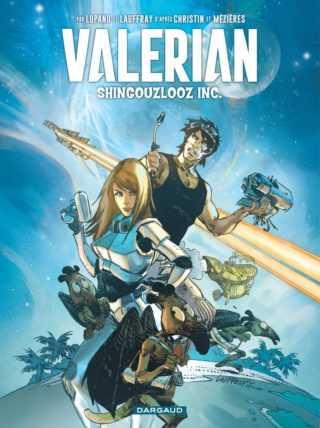 Valérian par Lupano et Lauffray