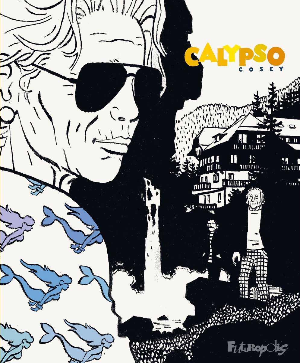 Calypso, Cosey et la belle sirène