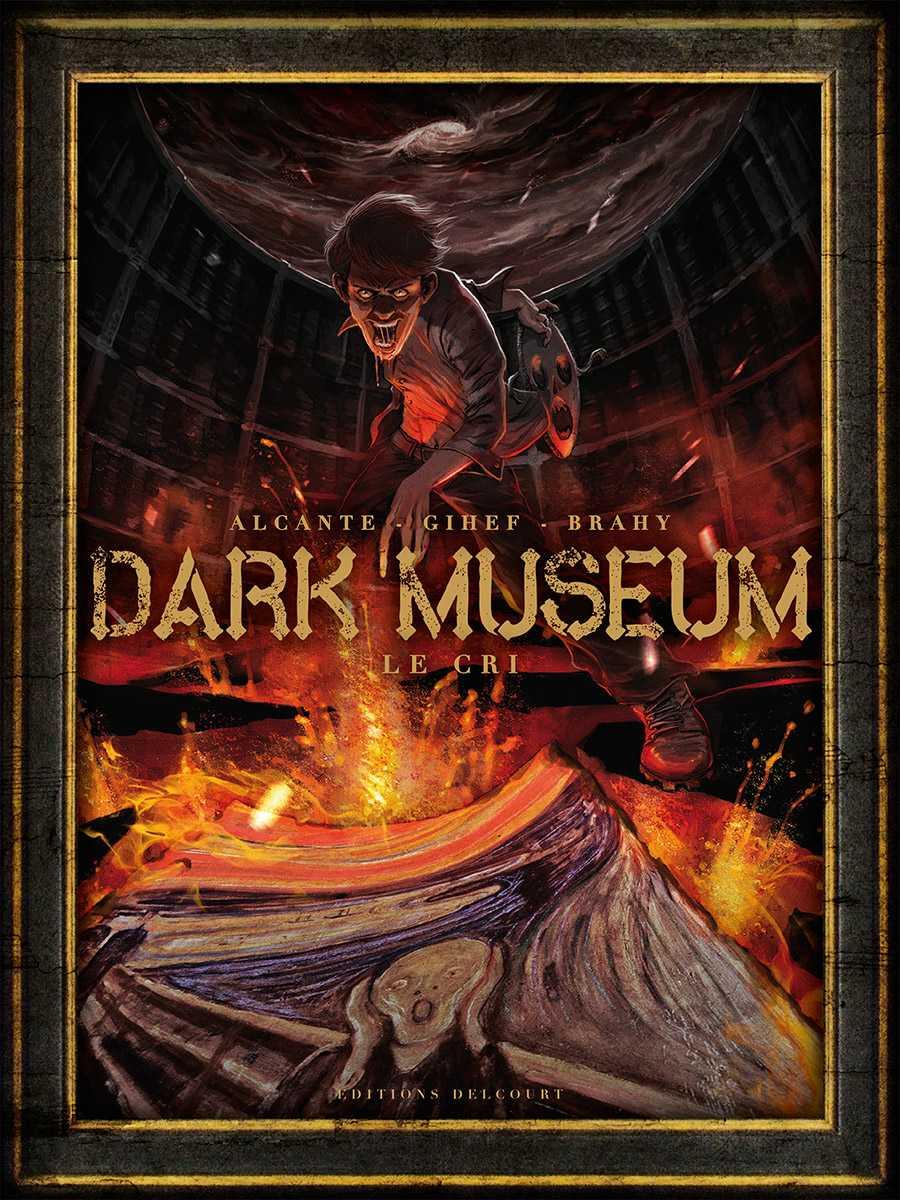 Dark Museum T2, Le Cri envoûté de Munch