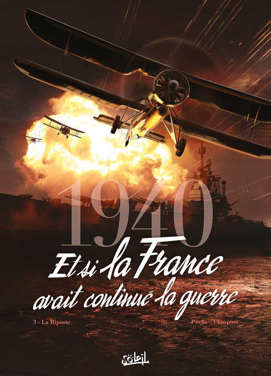 1940 Et si la France avait continué la guerre ? Un peu court