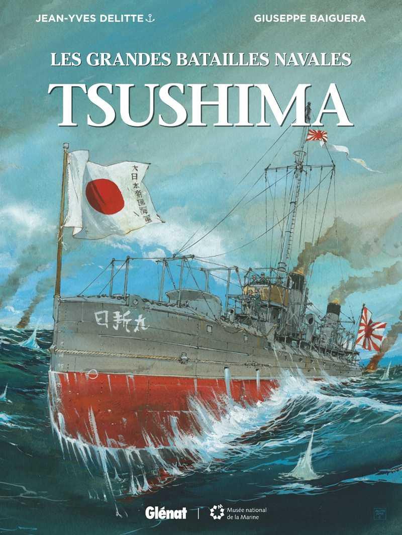 Les Grandes Batailles navales, de Lépante à Tsushima