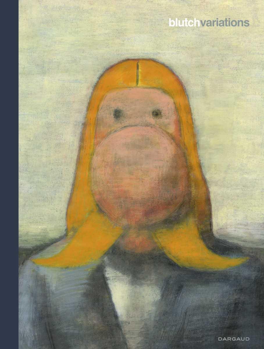 Variations, Blutch joue du dessin et expose en novembre chez Barbier-Mathon