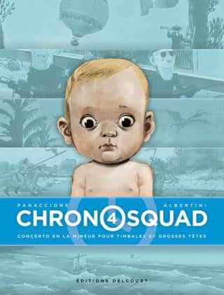 Chronosquad T4, je suis ton père