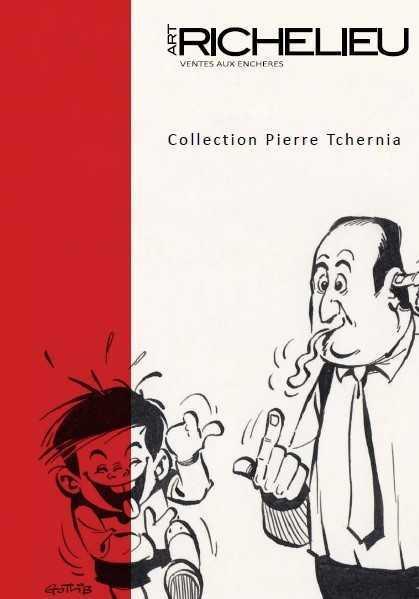 Astérix à Drouot avec la vente de la collection Pierre Tchernia le 13 octobre