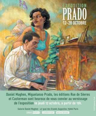 Prado chez Maghen à Paris du 12 au 28 octobre