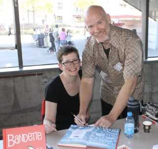 Colleen Coover et Paul Tobin