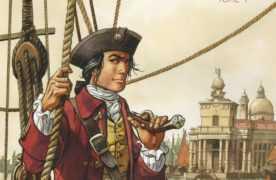 Interview : Comment Jean Dufaux a ramené Giacomo C. à Venise avant un Murena avec Théo