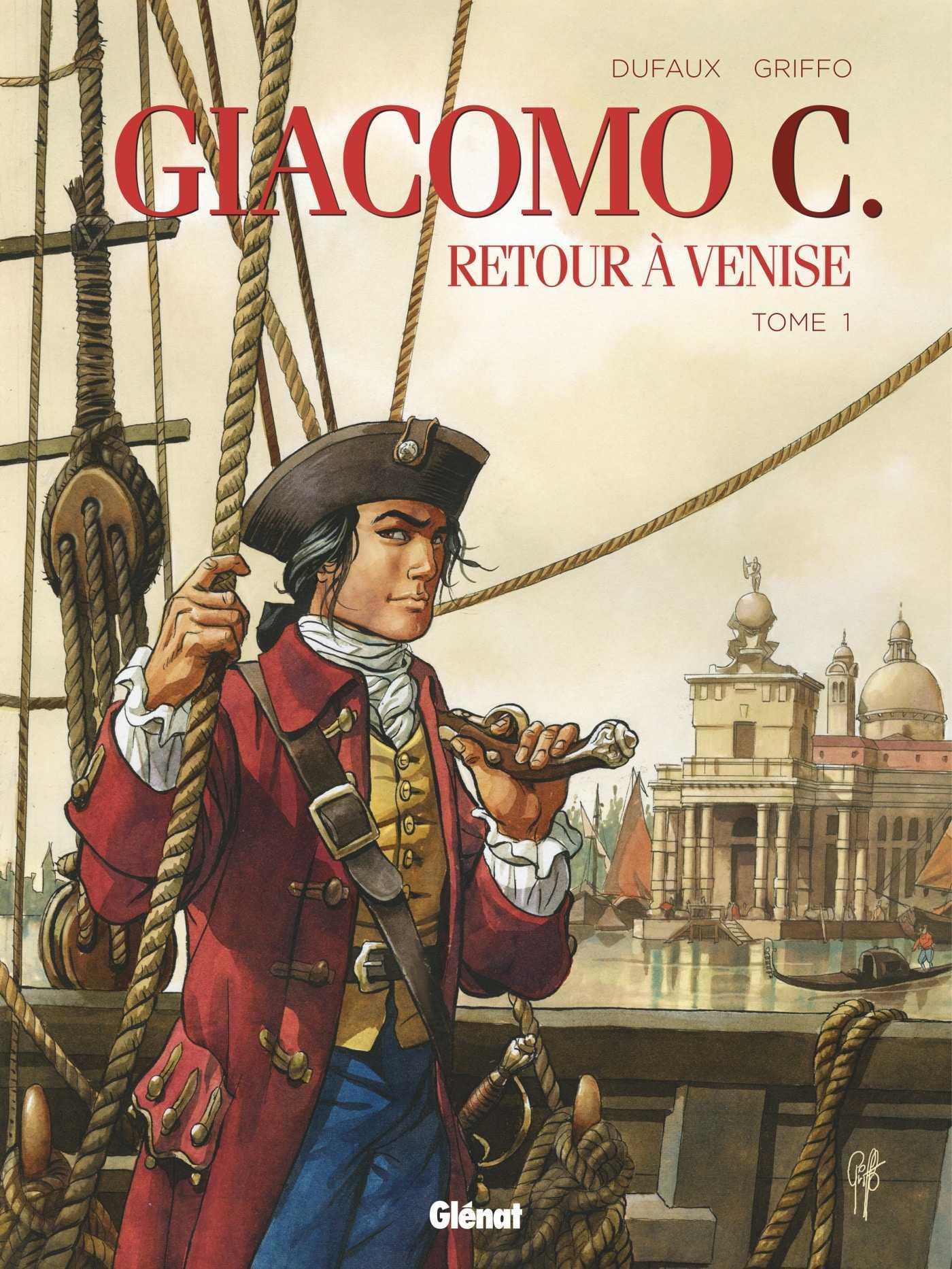 Interview : Comment Jean Dufaux a ramené Giacomo C. à Venise avant un Murena avec Theo
