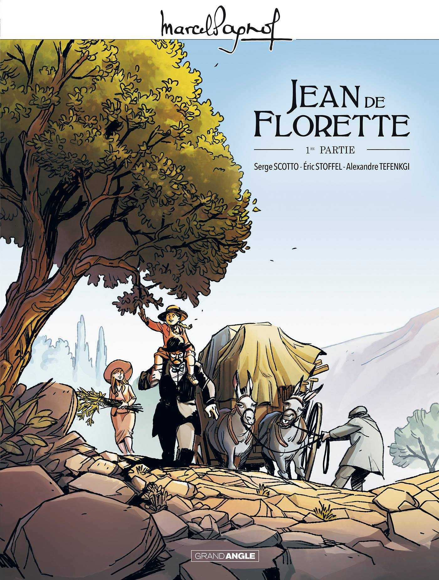 Jean de Florette, la source maudite