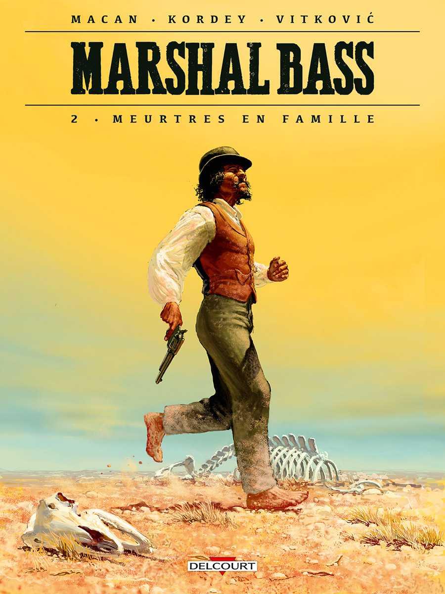 Marshal Bass T2, tout part en vrille dans la sierra