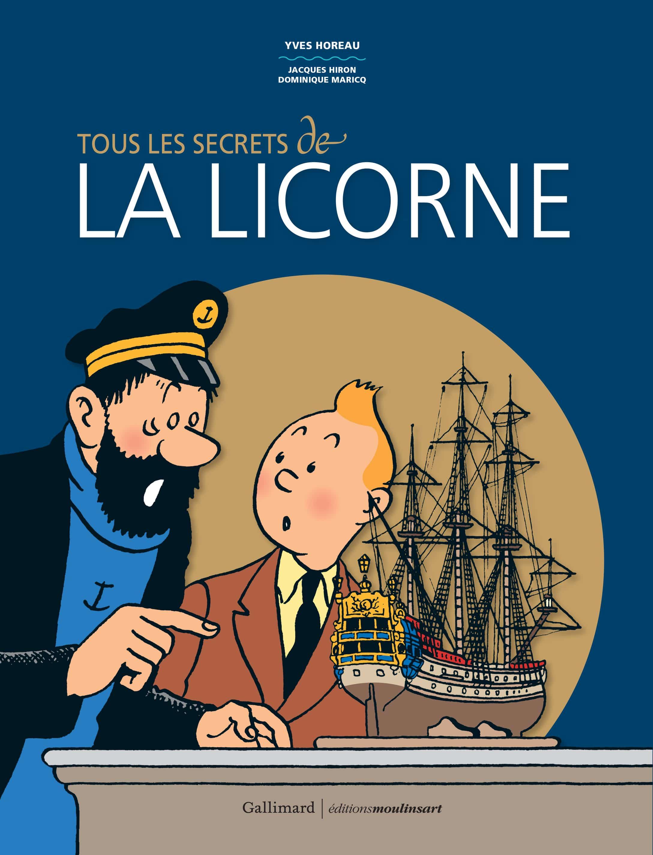 Tous les secrets de la Licorne, Haddock est Hadoque