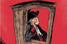 Voltaire amoureux, c'est pas la faute à Rousseau