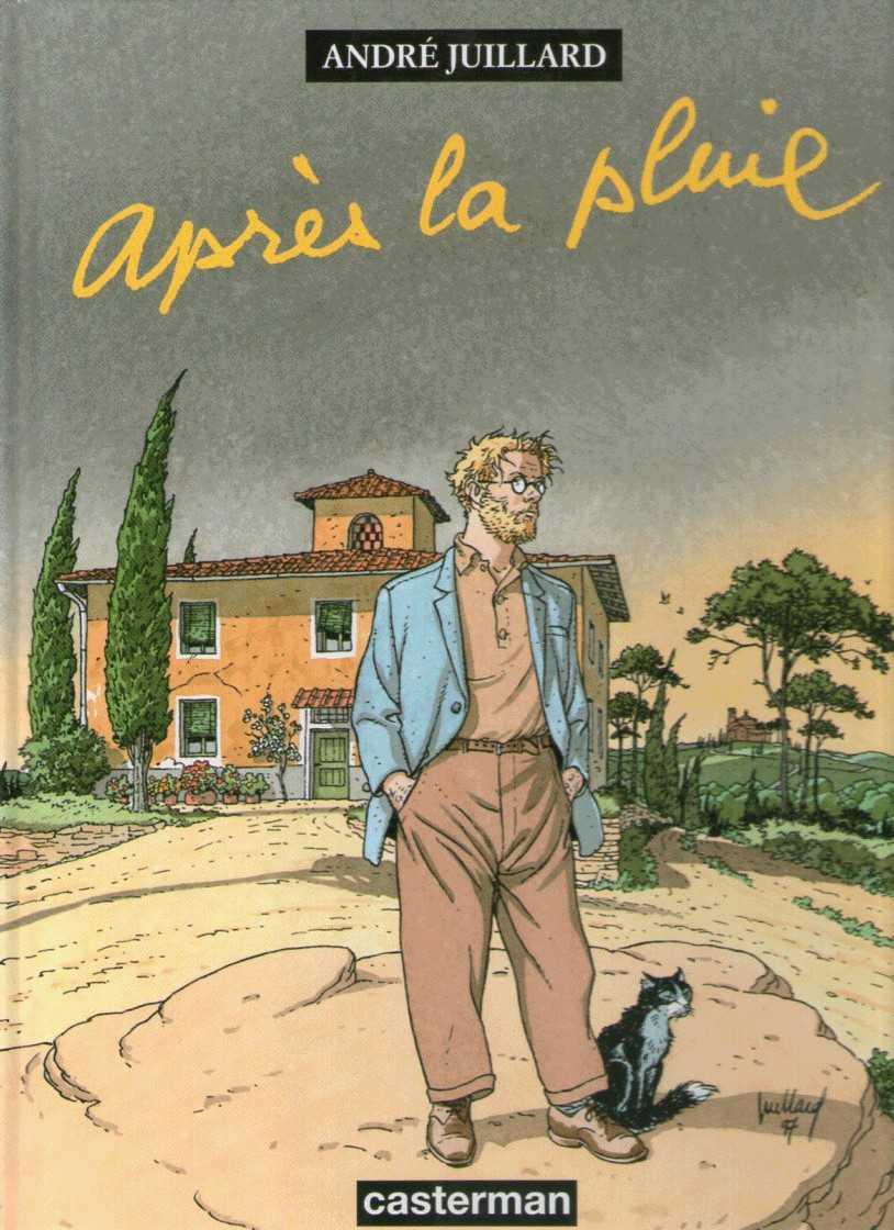 """André Juillard expose du 10 au 25 novembre """"Après la pluie"""" galerie du 9e Art à Paris"""