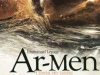 Ar-Men, Emmanuel Lepage et le phare du bout du monde