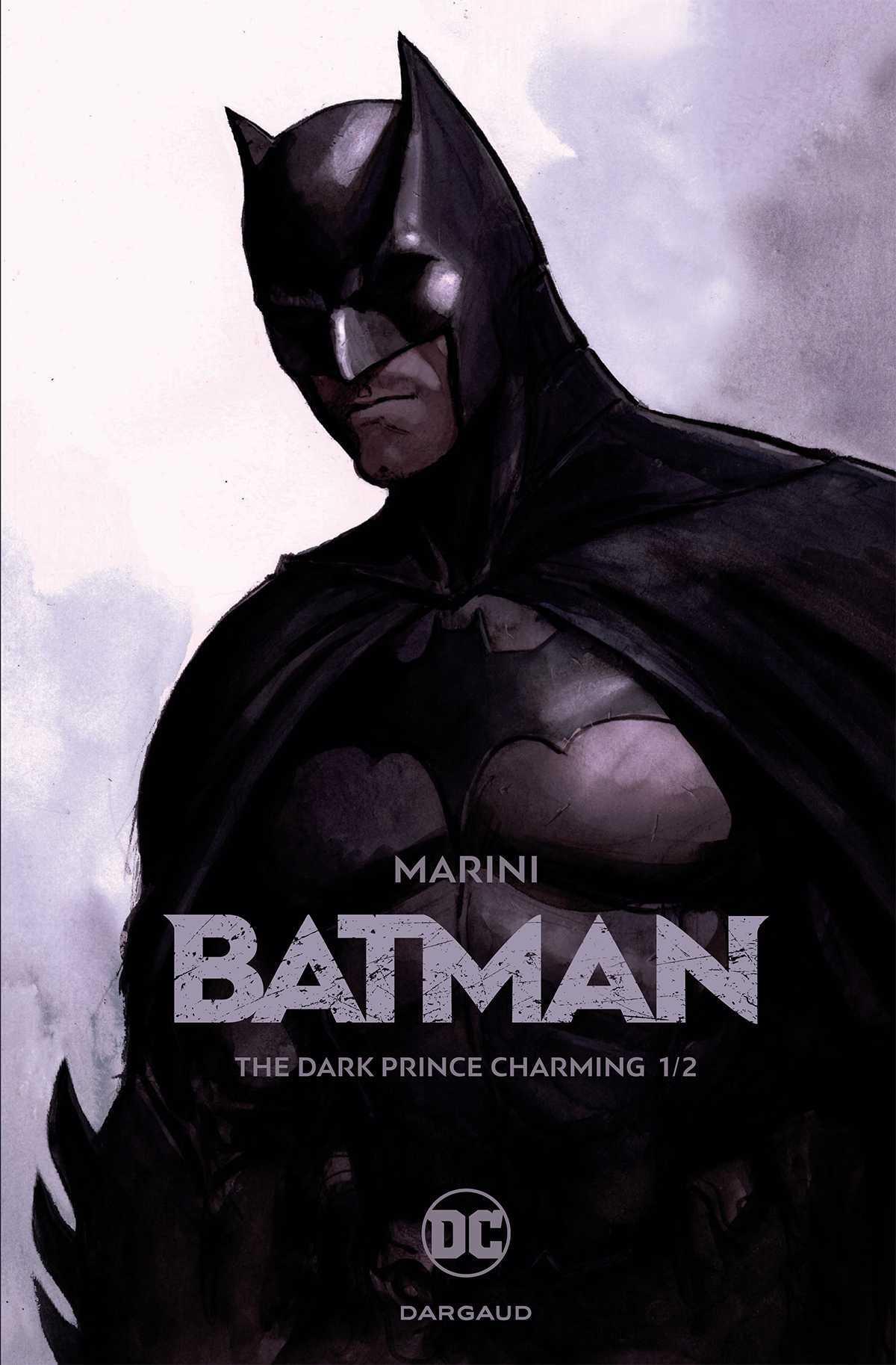 Batman, the Dark prince charming, Marini le magicien