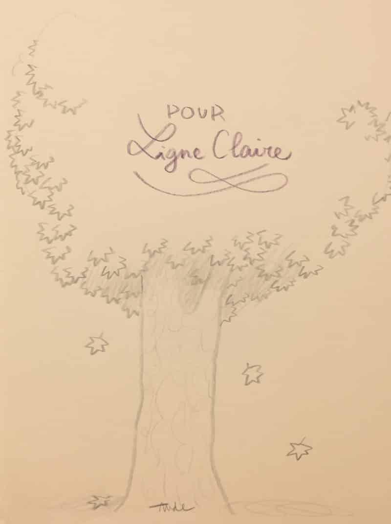 Dédicace d'Aude Picault