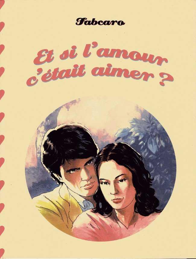 Et si l'amour c'était aimer, Fabcaro réinvente le roman-photo