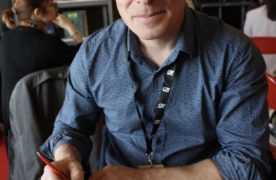 Sébastien Morice avec L'Île aux remords avant Marius. JLT ®