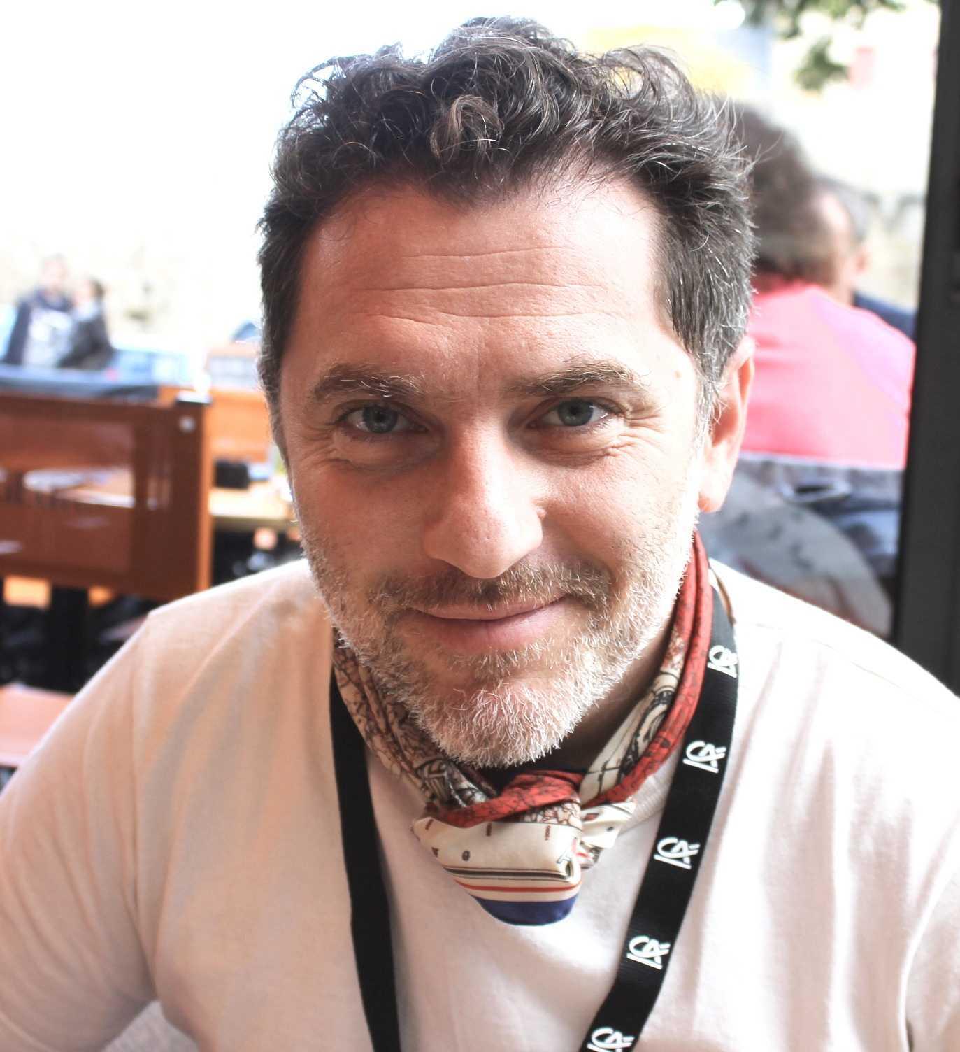 """Interview de Romain Hugault : """"Angela va aller à Iwo Jima pour le prochain Angel Wings"""""""