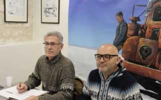 Philippe Xavier et Matz