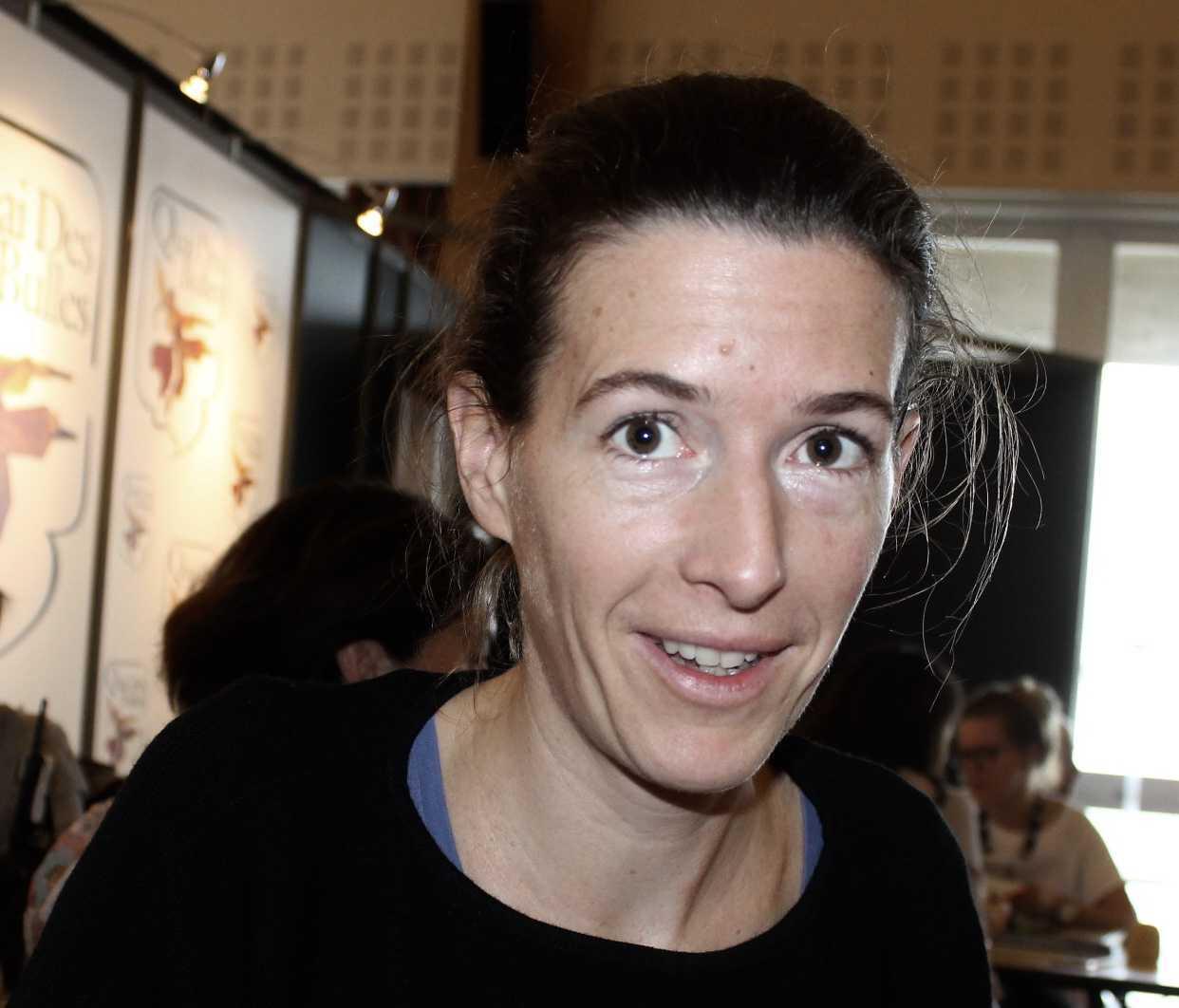 Aude Picault, des Pleins et Déliés, chez Huberty et Breyne à Paris du 6 avril au 12 mai