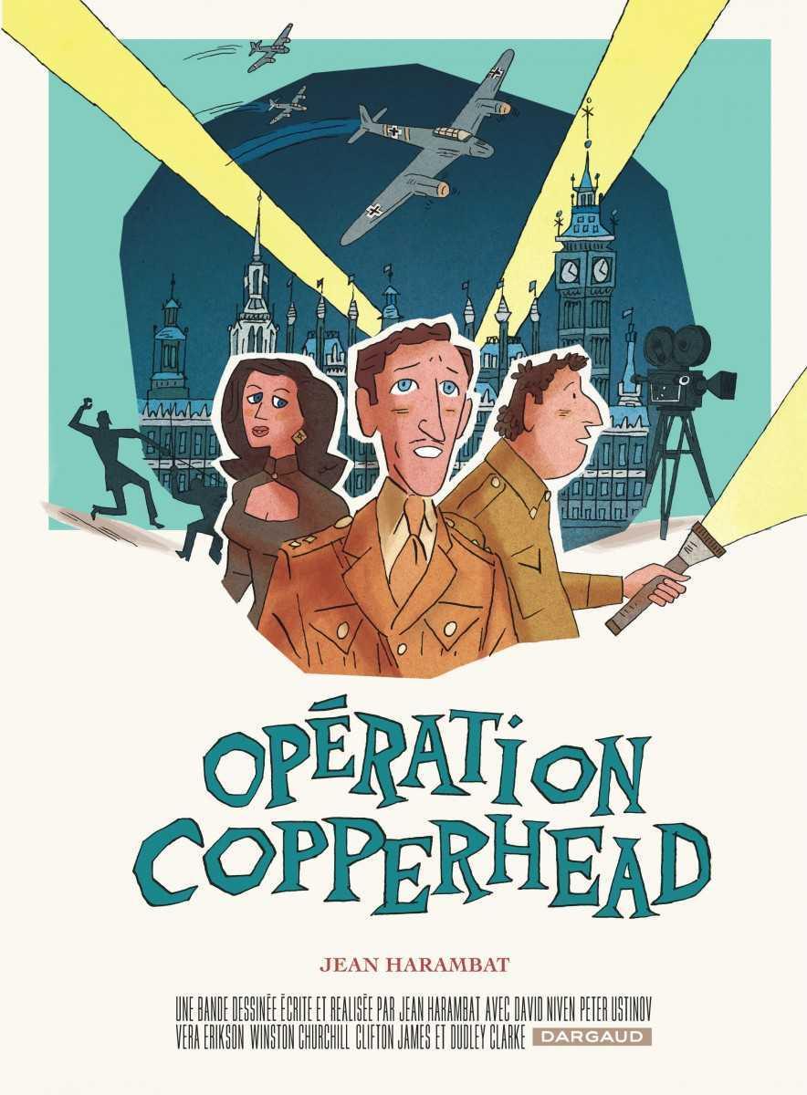 Opération Copperhead, tromper Adolf