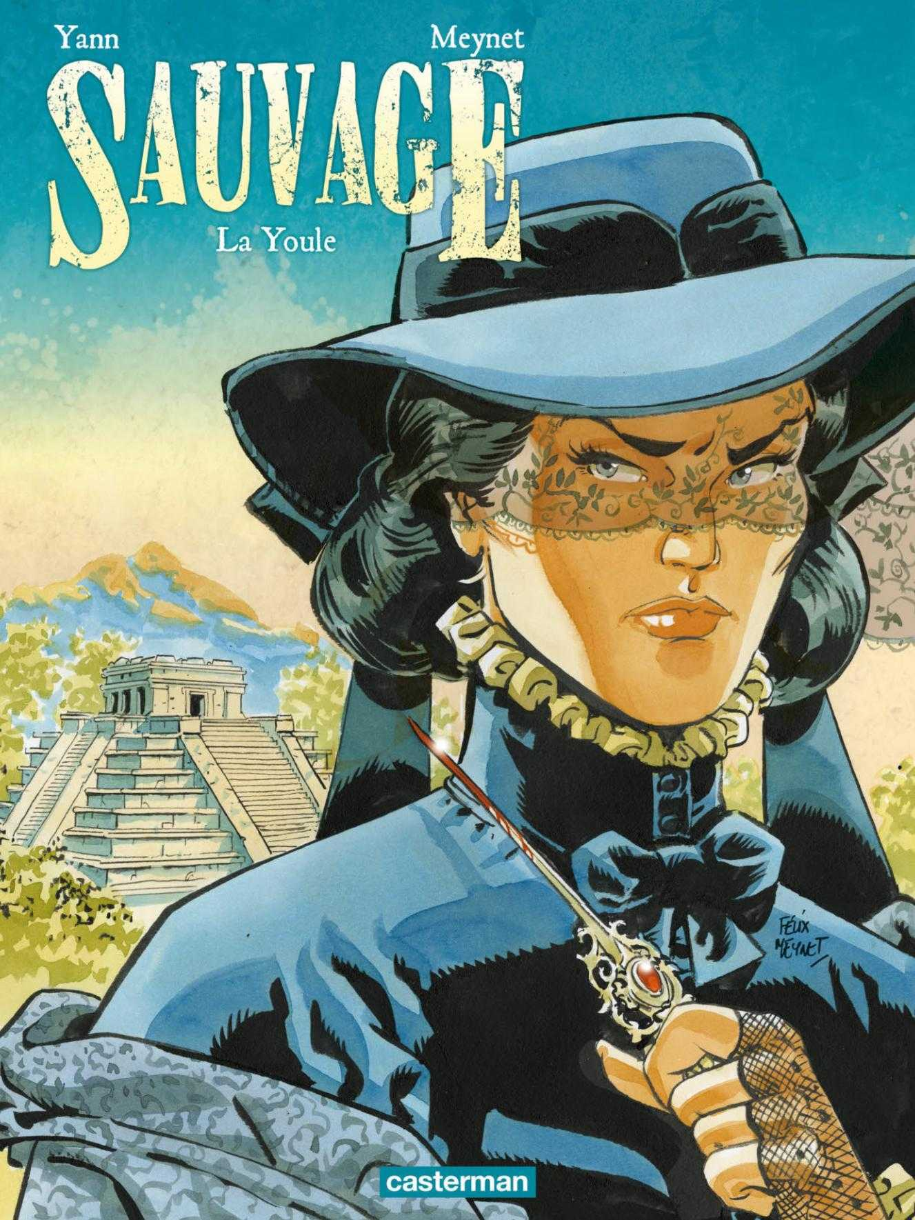 Sauvage T3, du grand spectacle