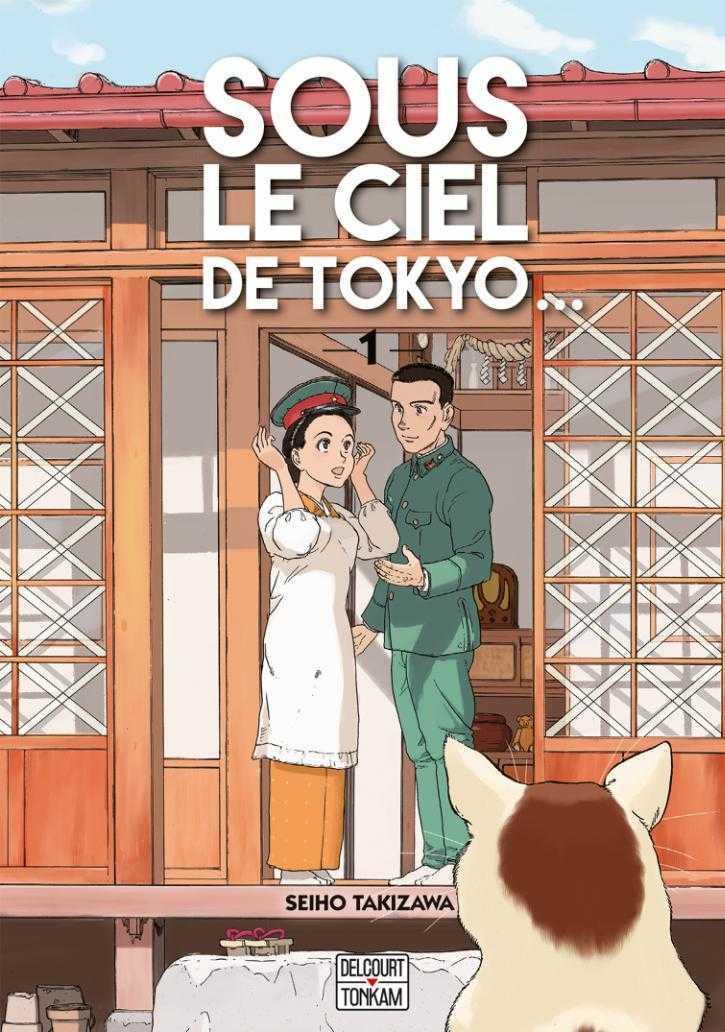 Sous le Ciel de Tokyo, Takizawa pour des avions et un amour