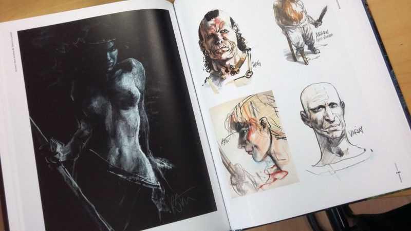 Artbook Thorgal